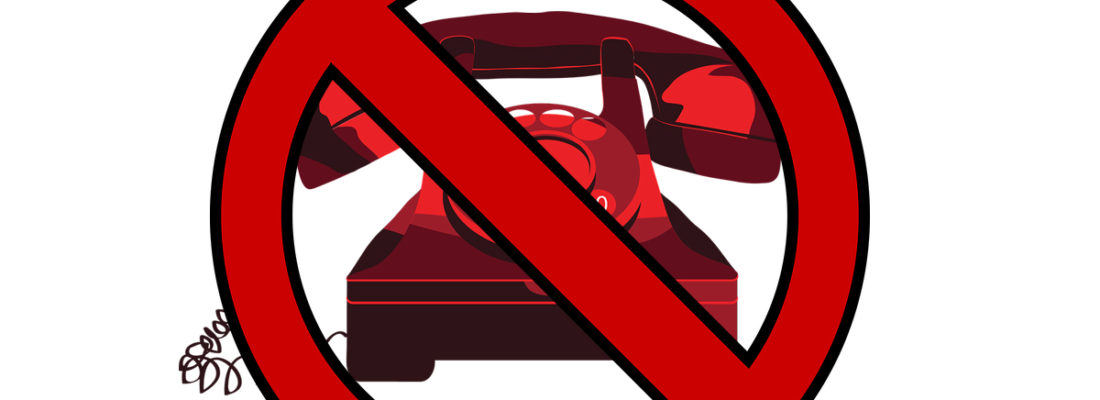 Linee telefoniche interrotte – Ci scusiamo per il disagio