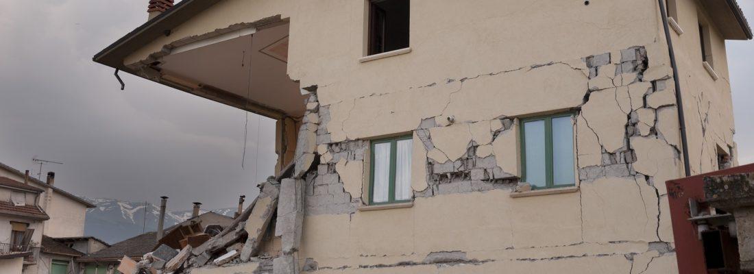 ricostruzione post sismica