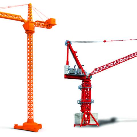 Corso in partenza: Addetto alla Conduzione di Gru a Torre a rotazione in basso ed in alto – AGGIORNAMENTO