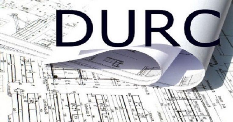 DURC irregolare: cosa fare, le sanzioni previste