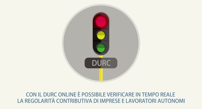 Incentivi DURC: nuova procedura DPA