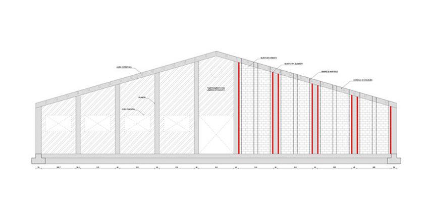 Sicurezza sismica degli elementi non strutturali: l'uso della muratura armata